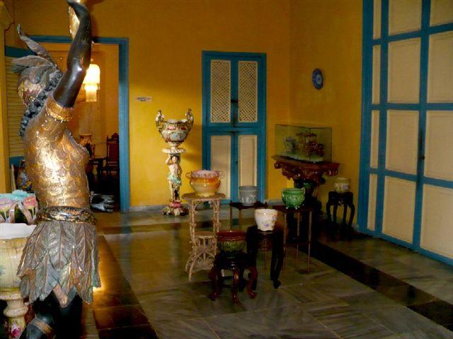 Artes Decorativas Santa Clara