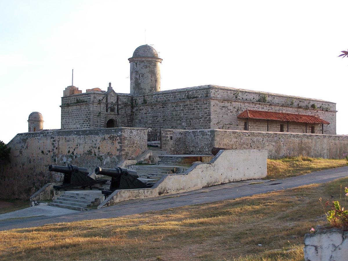 Castillo de Jagua 3