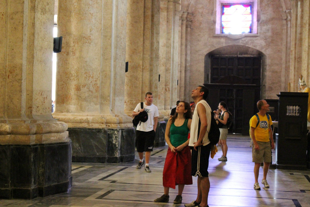 Catedral de La Habana 2