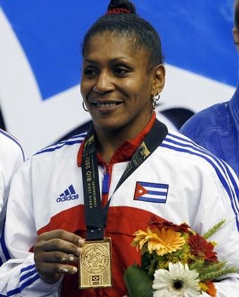 Driulis González