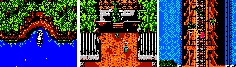 Pantallazos del videojuego Guerrilla War