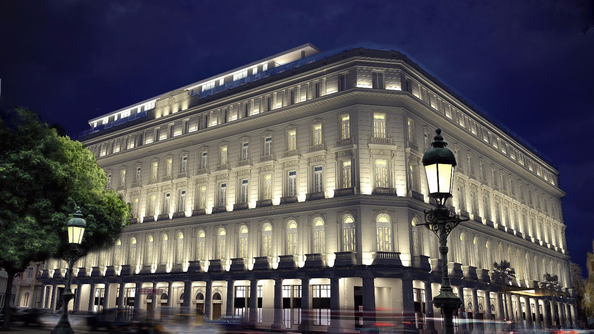As qued el gran hotel manzana 5 estrellas de lujo for Hoteles de lujo fotos