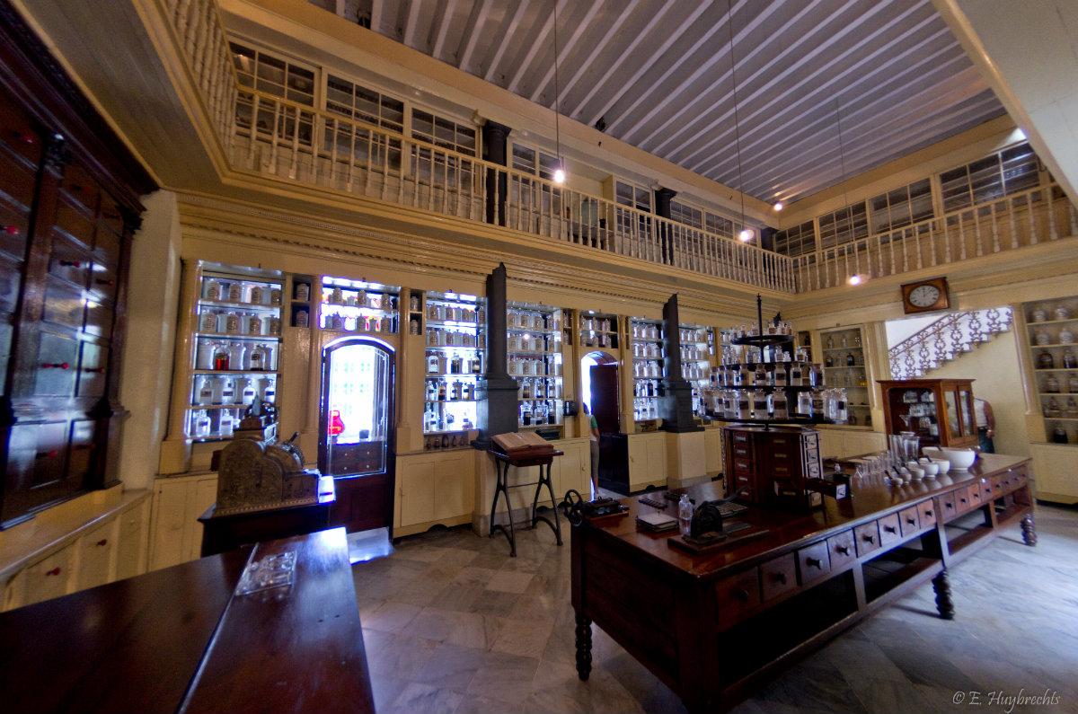 Museo Farmacéutico Matanzas 1