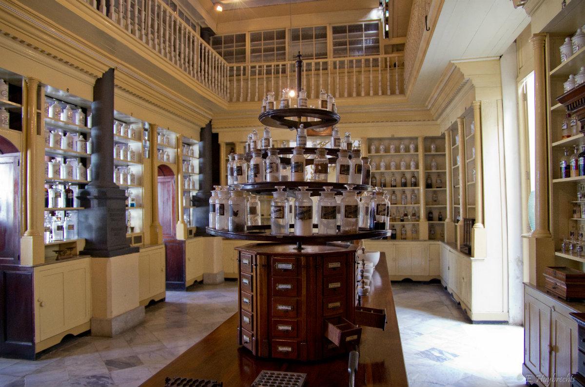 Museo Farmacéutico Matanzas 2