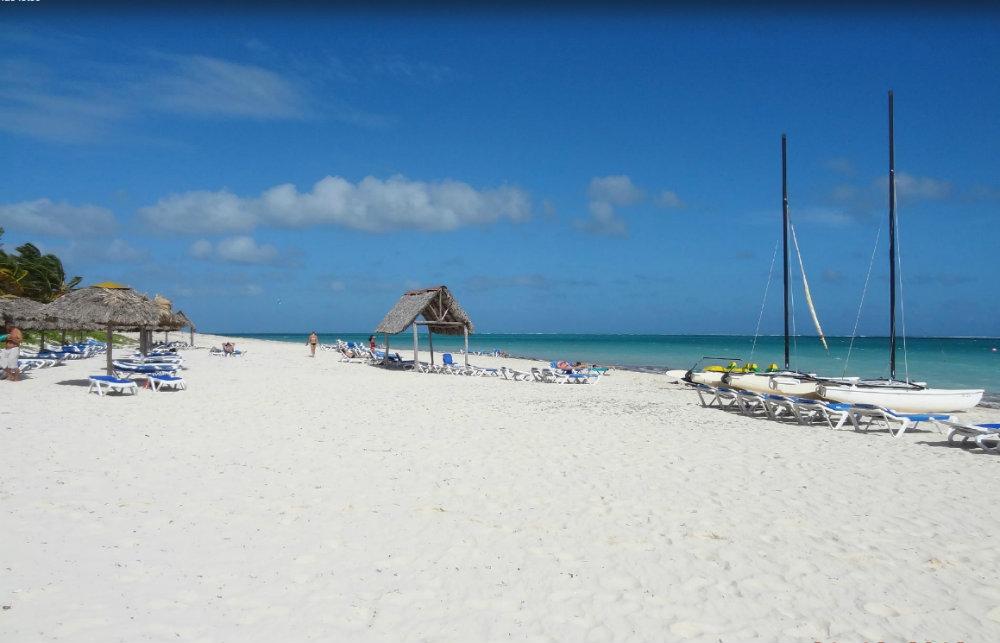 Playa Santa Lucía