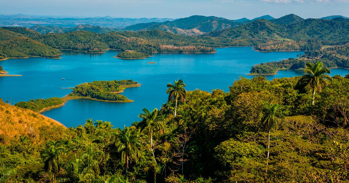 Lago Hanabanilla