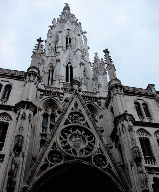 Iglesia Reina