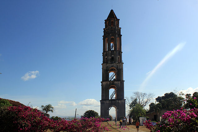 Torre Manaca Iznaga