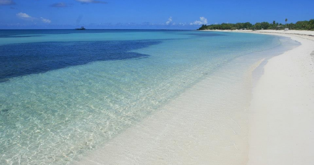 Playa Punta Francés, Cuba