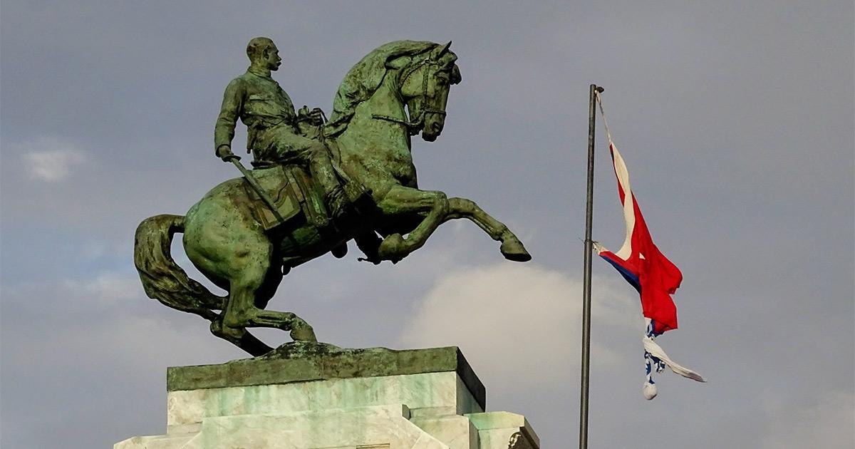 Monumento a Antonio Maceo
