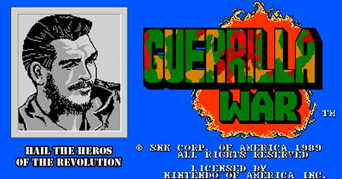 Guerrilla-war