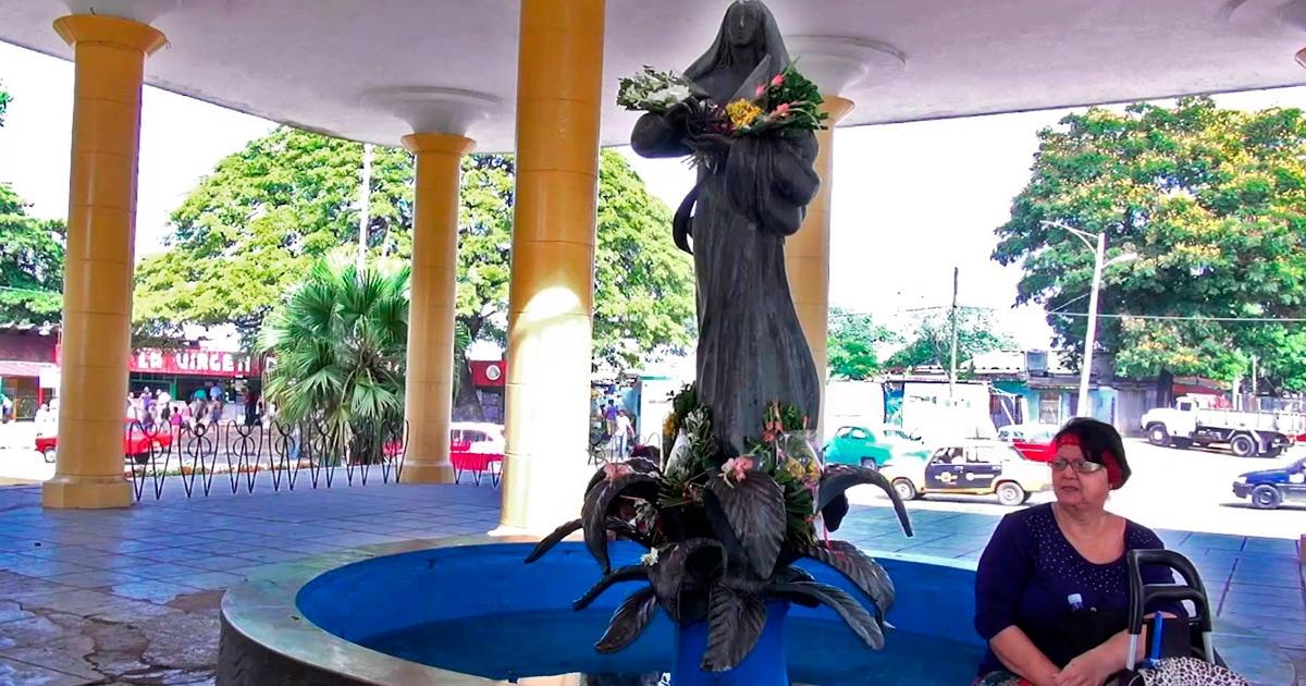 La Virgen del Camino de La Habana