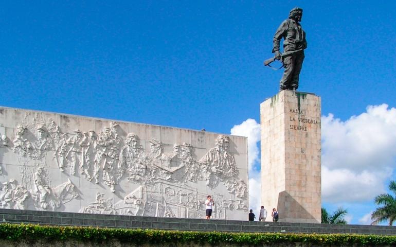 Plaza Revolución