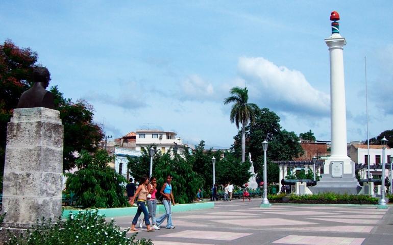 plaza marte